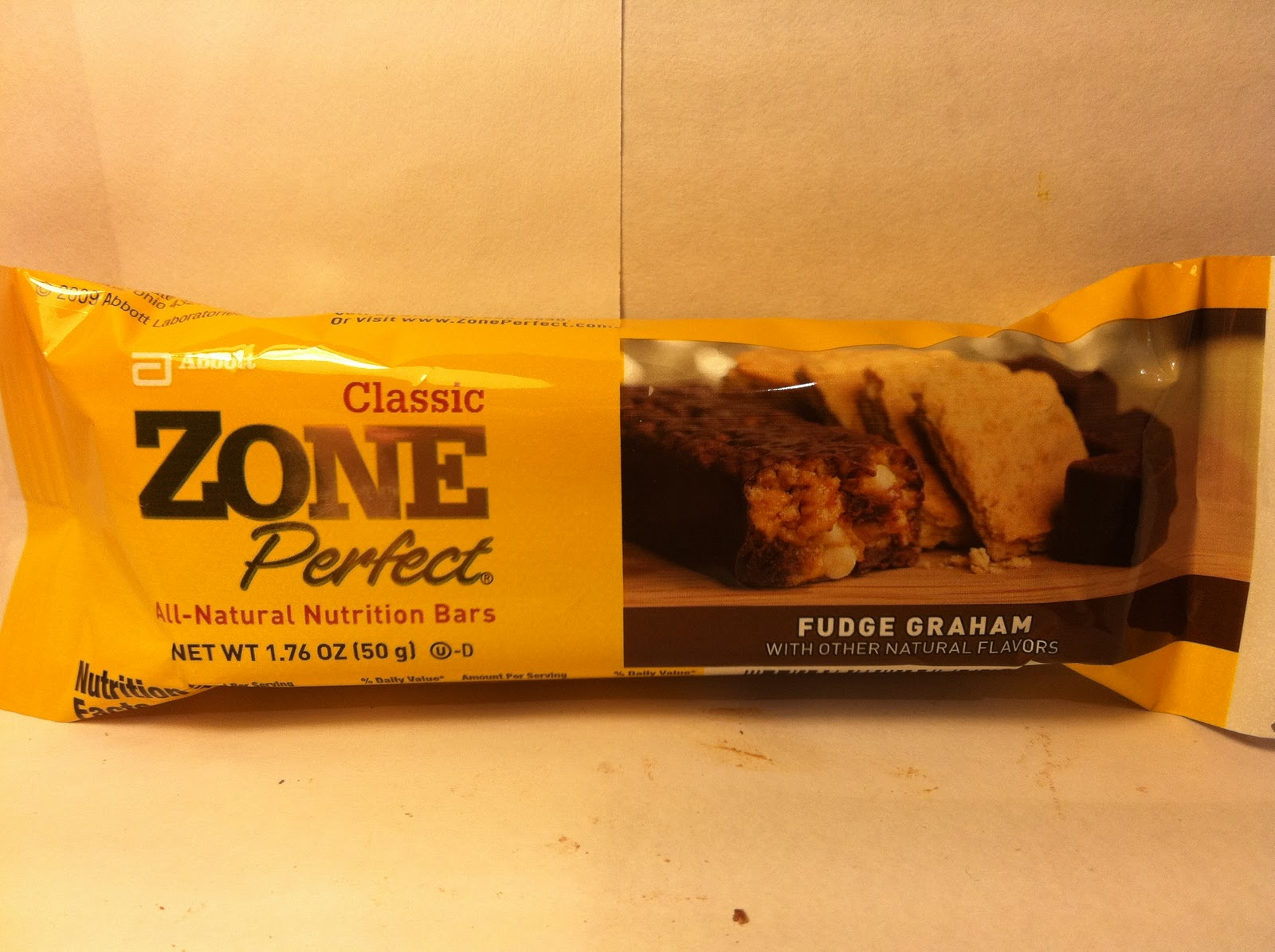 Calorie Content in WonderSlim Crispy Protein Nutrition Bars - Fudge & Graham