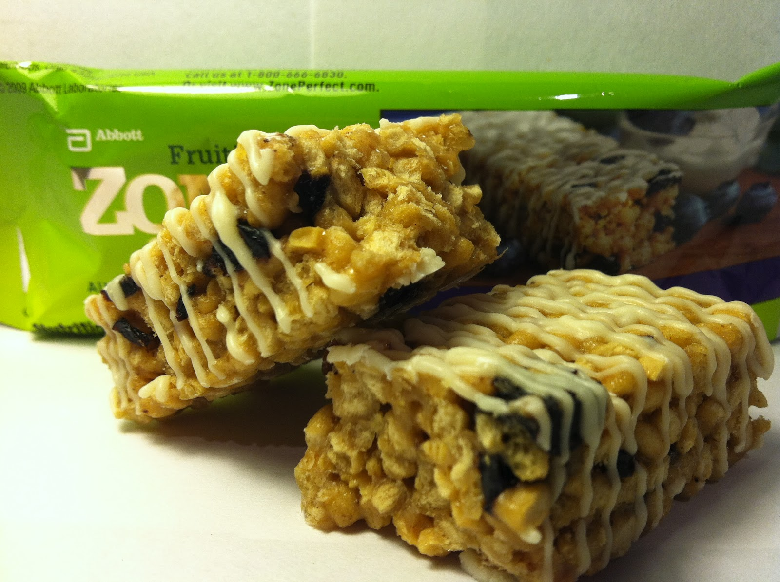 Review zone perfect fruitified blueberry bar crazy food for Food bar t zone