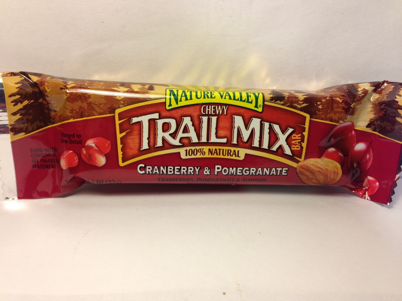 ... Valley Chewy Trail Mix Cranberry & Pomegranate Bar « Crazy Food Dude