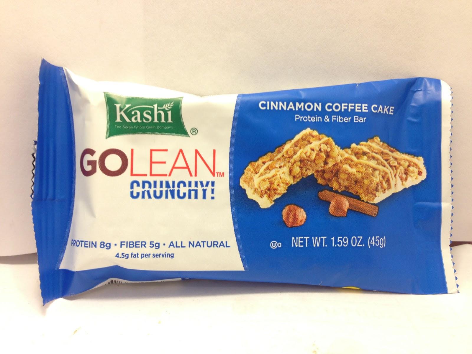 Kashi go lean crunchy bar